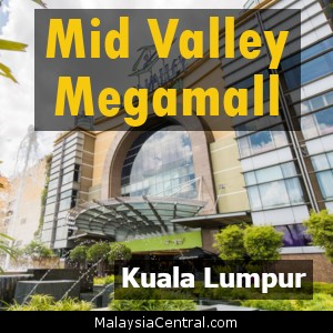 a67934f3eb Mid Valley Megamall in Mid Valley City – Shopping Complex in Kuala Lumpur