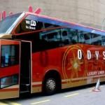 Odyssey – Business Class Coach Service Between Kuala Lumpur and Singapore