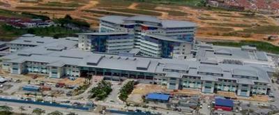 Hospital sungai buloh – government hospital in sungai buloh