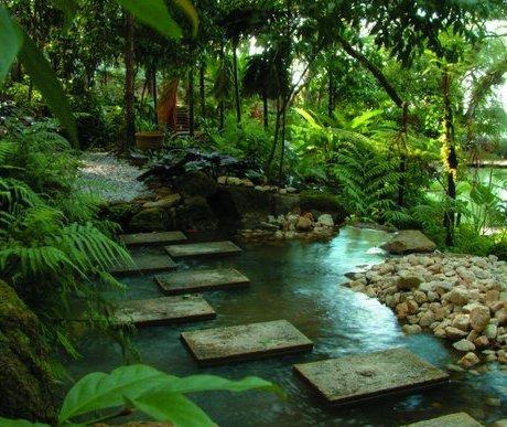 Tropical Spice Garden in Teluk Bahang Penang MALAYSIA