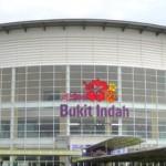 AEON Bukit Indah Shopping Centre in Bukit Indah, Johor Bahru