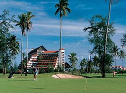 Awana Kijal Golf, Beach & Spa Resort in Kemaman, Terengganu