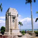 Cenotaph in George Town, Penang Island