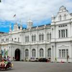 Penang City Hall in George Town, Penang Island