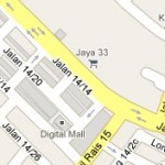 How to go to Jaya33, Section 13, Petaling Jaya, Selangor? Live Area Map, Roads and Directions
