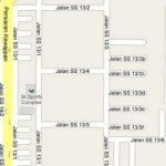 How to go to SS13, Subang Jaya, Selangor? Live Area Map, Roads and Directions