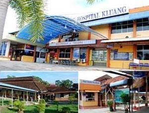 Hospital Kluang – Government Hospital in Kluang, Johor