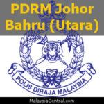 Balai Polis Johor Bahru (Utara), Johor (Senarai PDRM - Ibu Pejabat Polis Daerah (IPD), Balai Polis, Pondok Polis)