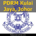 Balai Polis Kulai Jaya, Johor (PDRM - Ibu Pejabat Polis Daerah (IPD), Balai Polis, Pondok Polis)