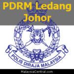Balai Polis Ledang, Johor (PDRM - Ibu Pejabat Polis Daerah (IPD), Balai Polis, Pondok Polis)