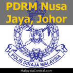 Balai Polis Nusa Jaya, Johor (Senarai PDRM - Ibu Pejabat Polis Daerah (IPD), Balai Polis, Pondok Polis)