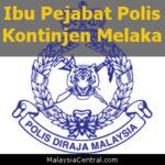 Ibu Pejabat Polis Kontinjen Melaka, PDRM (Royal Malaysian Police)
