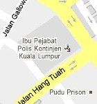 How to go to Hang Tuah Bus Terminal, Kuala Lumpur? Live Area Map, Roads and Directions