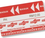 KTM Komuter – Ticket Type – Daily Pass (Pas Harian)