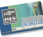 KTM Komuter – Ticket Type – Monthly Pass (Pas Bulanan)