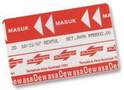 KTM Komuter – Ticket Type – Return Journey Ticket