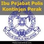 Ibu Pejabat Polis Kontinjen Perak, PDRM (Contact, Map, Directions)