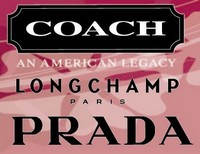 Coach, Longchamp and Prada Branded Hand Bag Sale in Klang, Malaysia