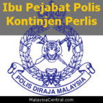 Ibu Pejabat Polis Kontinjen Perlis, PDRM (Contact, Map, Directions)