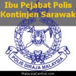 Ibu Pejabat Polis Kontinjen Sarawak, PDRM (Contact, Map, Directions)