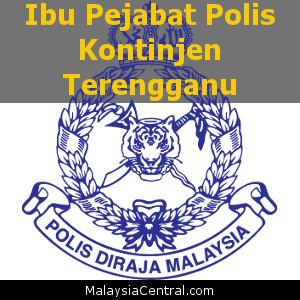 Ibu Pejabat Polis Kontinjen Terengganu, PDRM (Contact, Map, Directions)