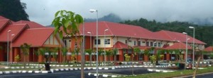 Hospital Gua Musang – Government Hospital in Gua Musang, Kelantan, Malaysia