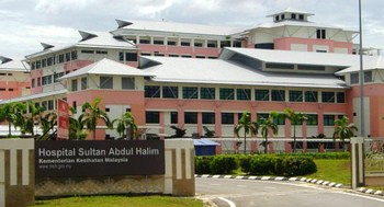 Hospital Sultan Abdul Halim Hsah Government Hospital In