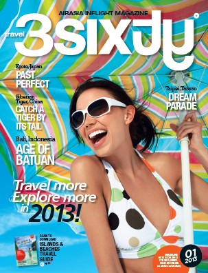 Travel 3 Sixty (January 2013 Edition)