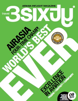 Travel 3Sixty (September 2012 Edition)