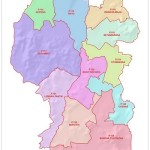 Malaysia 13th General Election State Maps (Peta Negeri Pilihan Raya Umum Ke-13) By SPR