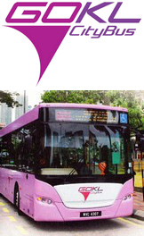 GO-KL City Bus - Free City Bus For Kuala Lumpur Central Business District (CBD)