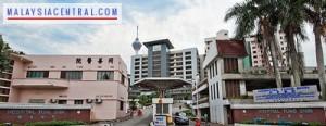 Tung Shin Hospital – Private Hospital and Medical Facilities in Jalan Pudu, Kuala Lumpur, Malaysia