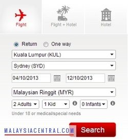 How To Book AirAsia Flight Ticket Online?