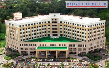 KPJ Sabah Specialist Hospital