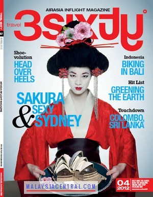 Travel 3Sixty (April 2012 Edition)