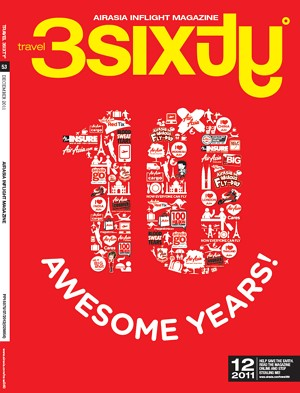 Travel 3Sixty (December 2011 Edition) - FREE Download AirAsia's Inflight Magazine