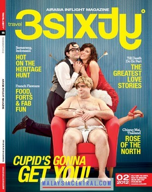 Travel 3Sixty (February 2012 Edition)