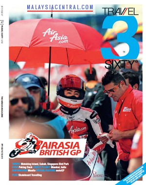 Travel 3Sixty (June 2011 Edition) – FREE Download AirAsia's Inflight Magazine