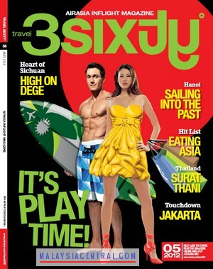 Travel 3Sixty (May 2012 Edition)