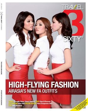 Travel 3Sixty (November 2011 Edition) - FREE Download AirAsia's Inflight Magazine