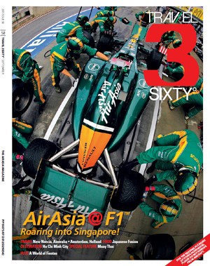 Travel 3Sixty (September 2011 Edition) - FREE Download AirAsia's Inflight Magazine