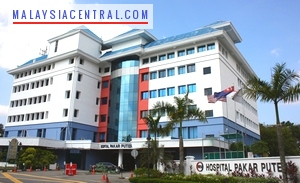 Puteri Specialist Hospital – Private Hospital and Medical Facilities in Johor Bahru, Johor, Malaysia
