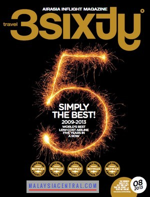 Travel 3Sixty (August 2013 Edition)