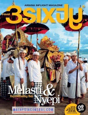 Travel 3Sixty (September 2013 Edition)