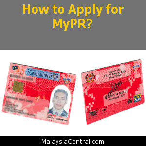 How to Apply for MyPR