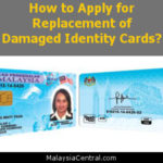 How to Apply for Replacement of Damaged Identity Cards?