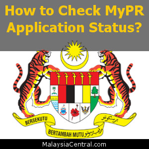 How to Check MyPR Application Status