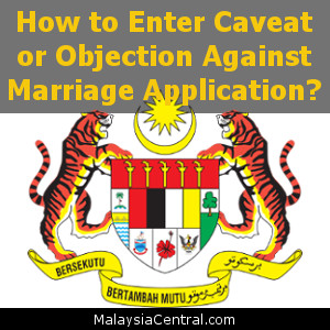 How to Enter Caveat or Objection Against Marriage Application?