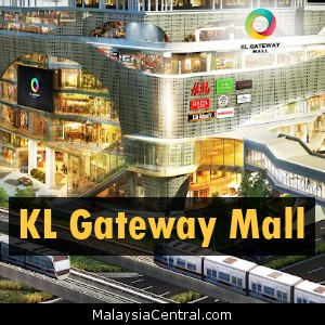 KL Gateway Mall, Info, Stores, Direction, Facilities, Parking